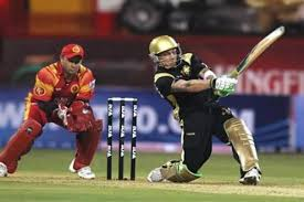 IPL first ever match - McCullum scores 158 not out