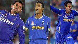 IPL _ Rajasthan Royals players