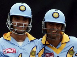 Rahul Dravid and Saurav Ganguly Onslaught: This day that Year
