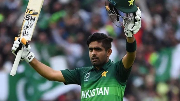 Pakistan Cricket's new ODI captain : Babar Azam