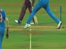 R Ashwin's crucial no ball