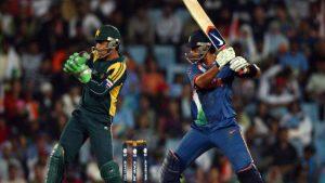 The famous 183 vs Pakistan