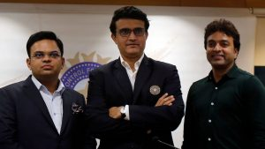 BCCI officials