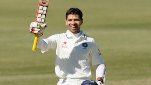 After his double hundred for India A