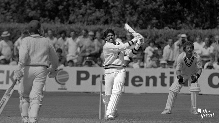 Kapil Dev revolutionarized Indian Cricket