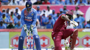 India vs West Indies in USA, 2016