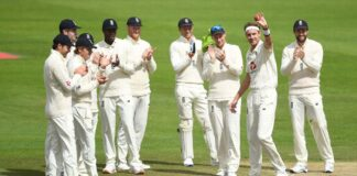 Stuart Broad became only the second Englishman, seventh overall to pick 500 Test wickets