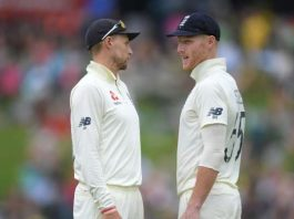 Ben Stokes will stand in for Joe Root in the first Test