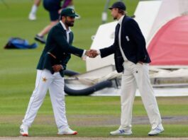 England vs Pakistan Second Test