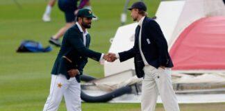 England vs Pakistan Second Test