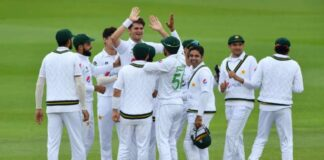Pakistan in England