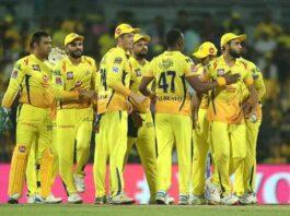 Chennai Super Kings 2020