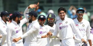 India vs England 2nd Test - Led by Indian spin bowlers