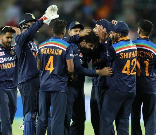 Indian T20I squad