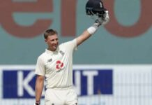 Joe Root was at the top of his game notching up another double hundred