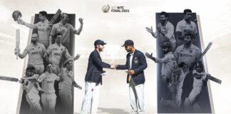India vs New Zealand, WTC Finals