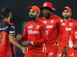 Punjab vs Bangalore
