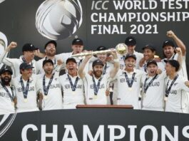 New Zealand the first-ever World Test Champions