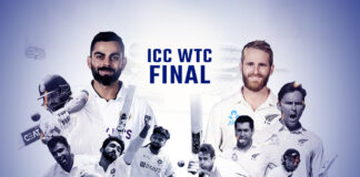 Indian squad announced for the WTC Final