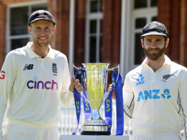 England vs New Zealand, Second Test