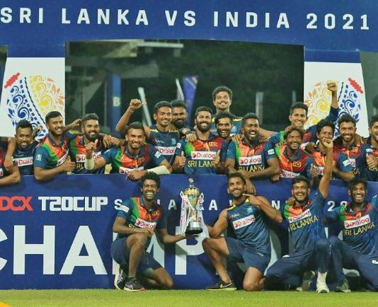 Sri Lanka vs India 2021