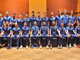 Indian team will have to wait before covid19 threat subside