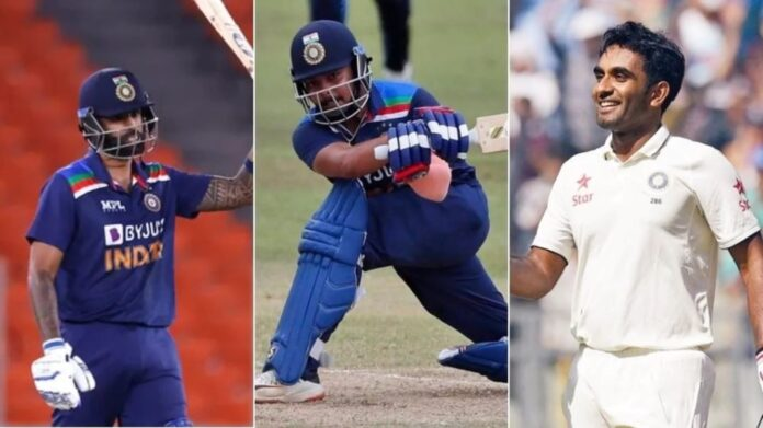Prithvi Shaw, Suryakumar Yadav and Jayant Yadav are likely to fly to England